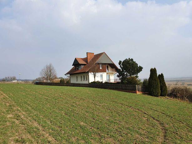 Dom z panoramicznym widokiem, duża działka, k/Białośliwia - BN LOKATOR
