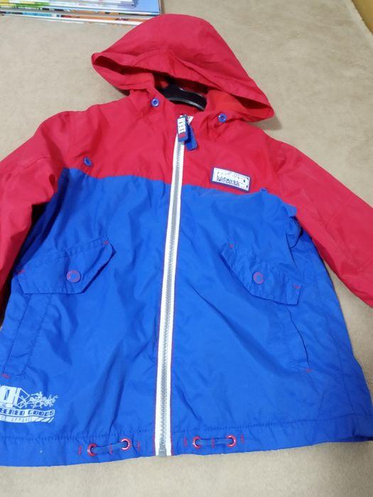 Куртка на мальчика размер 116 Лысянка - изображение 1