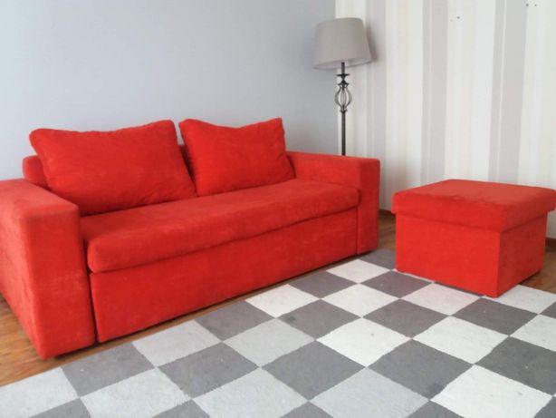 Sofa 3-osobowa z funkcją spania