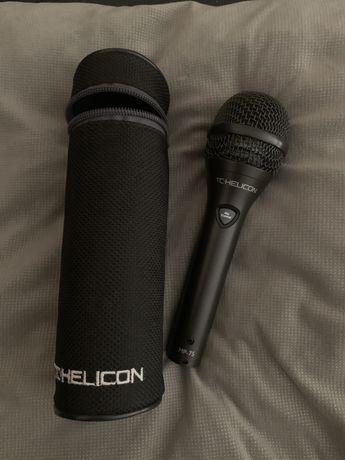 Mikrofon Tc Helicon jak nowy