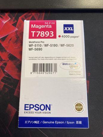 Tusz epson T7893 Magneta