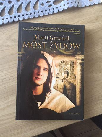 Książka Most Żydów Marti Gironell