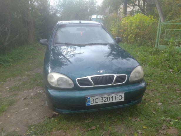 Автомобіль Daewoo Lanos 2003