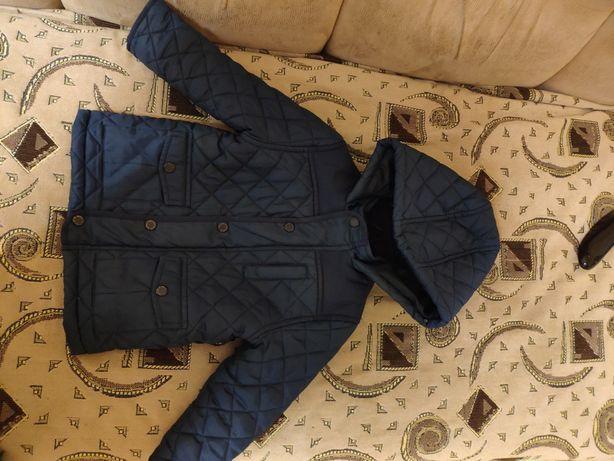 Стёганая курточка в отличном состоянии