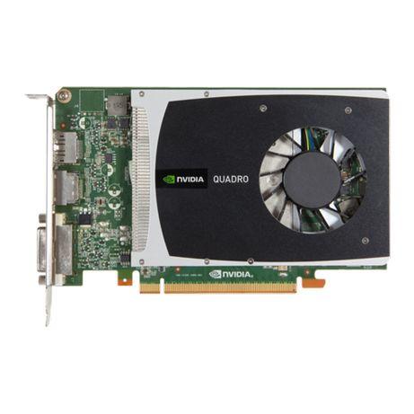 PLACA GRAFICA NVIDIA QUADRO 2000 1GB RAM