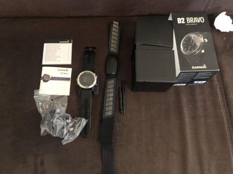 Zegarek lotniczy Garmin D2 BRAVO PILOT