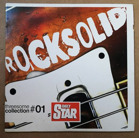 Threesome Collection #1 - Rocksolid - By Daily Star CD