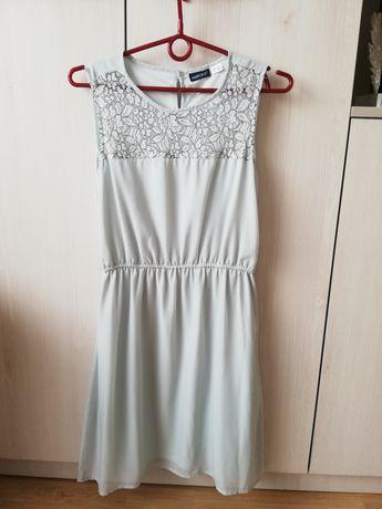 Letnia zwiewna sukienka rozmiar 38 M