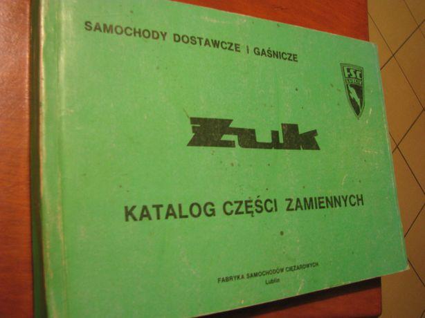 ŻUK katalog części