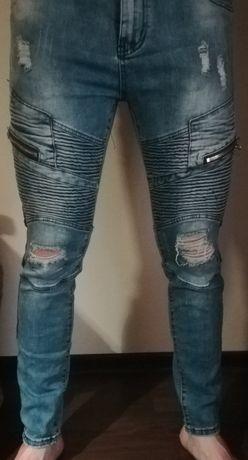 Spodnie męskie rozmiar M