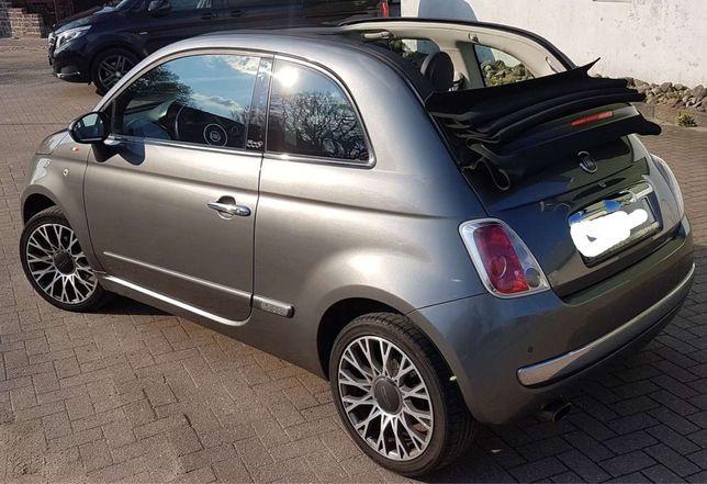 Fiat 500C automático