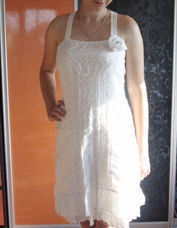 Летнее платье сарафан. Размер S/M