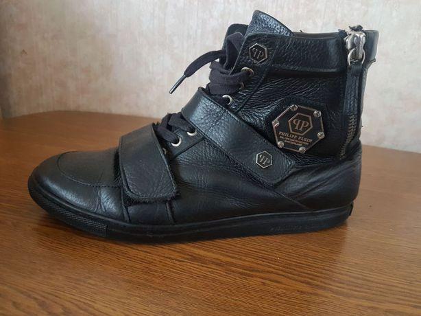 Ботинки Philipp Plein. Оригинал.