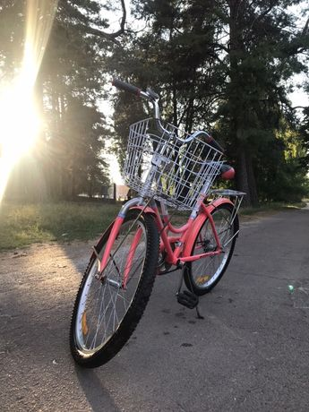 Велосипед «Ласточка»