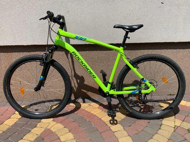 """Горный велосипед ROCKRIDER ST 100 27,5"""" XL - 185-200 см MTB"""