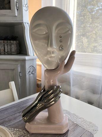 Rzeźba ceramiczna duża 35cm
