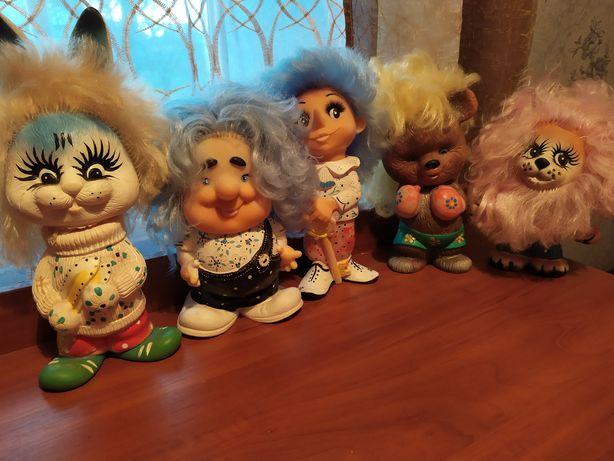 Продам куклы СССР