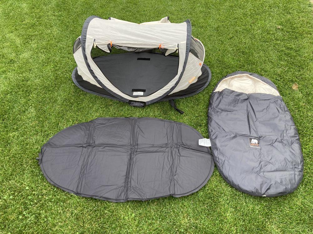 Deryan łóżeczko turystyczne | namiot dla dziecka