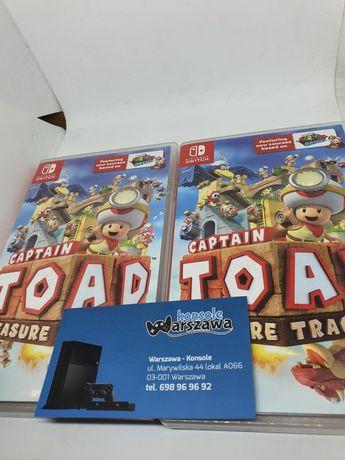Captain Toad Treasure Tracker Nintendo Switch Sklep Wymiana Wysyłka Ot