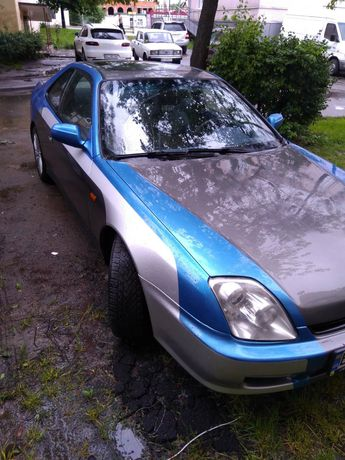 Honda prelude обмін 1997р ідеал.стан