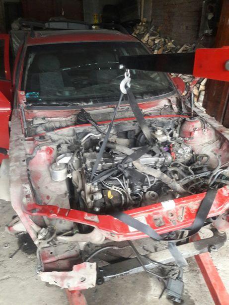 Авторозборка розборка Opel Vektra B 2.0DTI