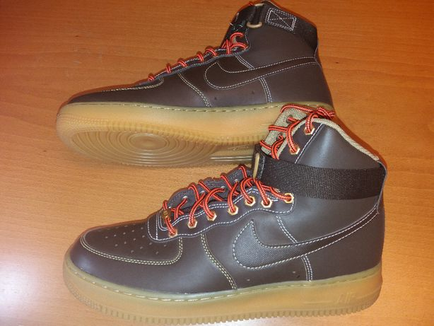Nike Air Force 1 HIGH n.º 44,5 - NOVAS e ORIGINAIS