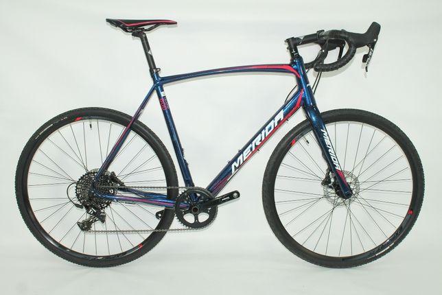Циклокроссовый Gravel/Endurance велосипед Merida Cyclocross 600 2018