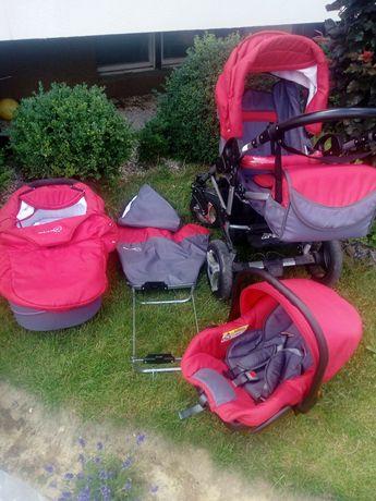 Wózek dziecięcy, spacerówka , nosidłko