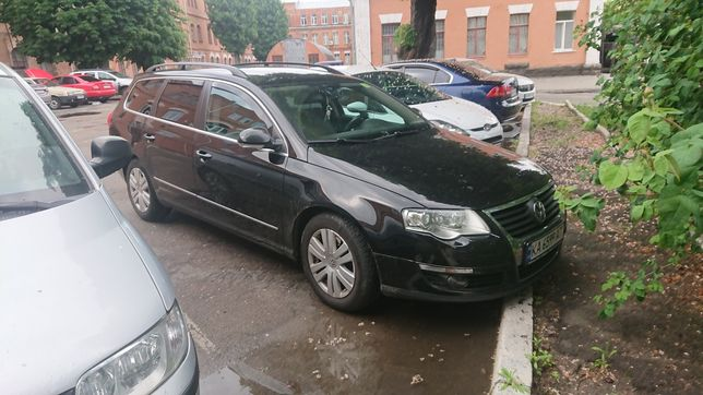 Авторазборка Volkswagen Passat B6