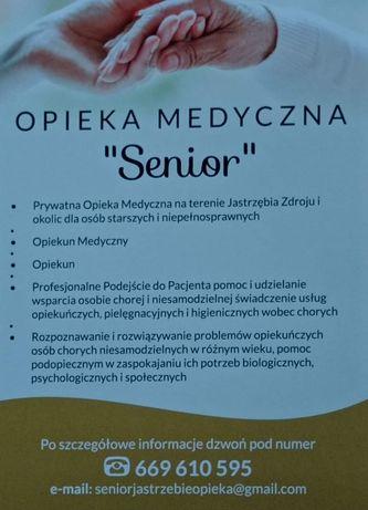 Pomoc przy osobach Starszych
