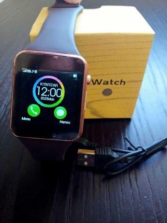 Умные часы с функциями (SD карта памяти)
