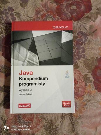 Książka Java Kompendium Programisty