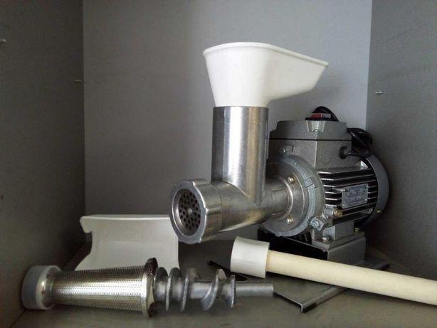 Электрическая шнековая соковыжималка с функцией мясорубки ТШМ-2М для п