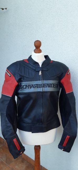 Schwabenleder kurtka motocyklowa skóra