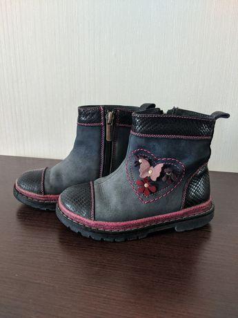 Демисезонные ботинки, полусапожки, сапожки