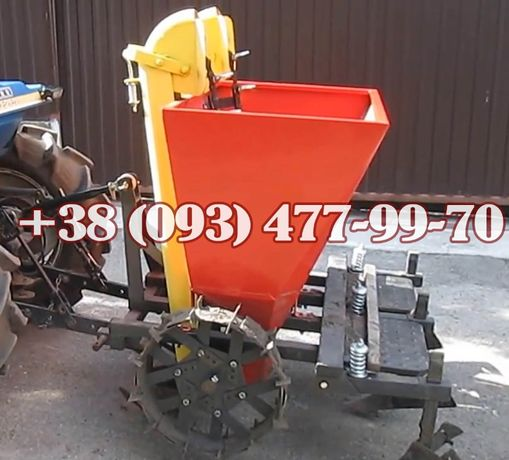 Картофелесажалка для мини-трактора на 150 л 16-24 л.с.