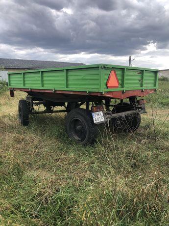 Przyczepa rolnicza autosan D-47A 4,5 t