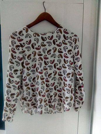 Bluzka ze wzorem H&M
