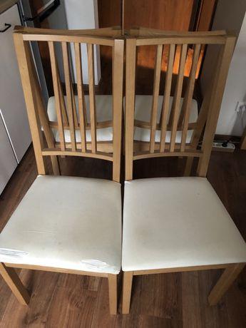 4 krzesła do jadalni/kuchni/salonu