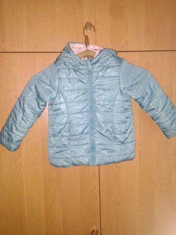 Осенняя курточка для девочки