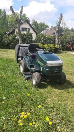 Hayter st42 briggs v-twin 18hp traktorek kosiarka