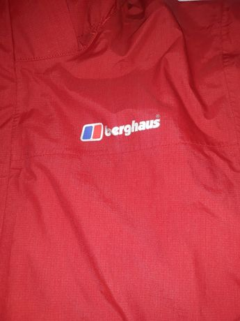 Продам куртку Berghaus