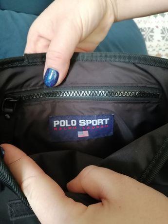 Torba listonoszka Polo Sport.