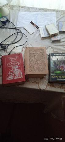 Продам шесть интереснейших книжек