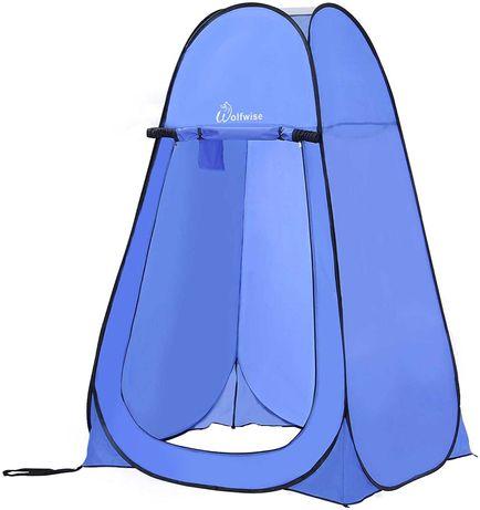OUTLET - namiot przebieralnia automatyczna kabina prysznicowa kemping
