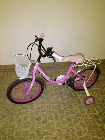 Bicicleta de menina R16