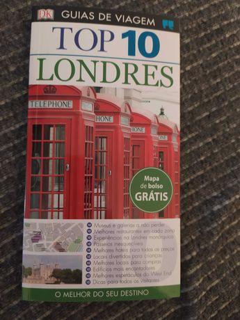 Livro - TOP 10 Londres