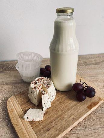 Świeże mleko prosto od krowy z dostawą do domu bądź firmy