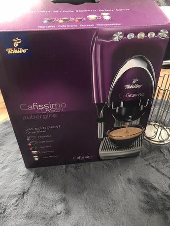 Ekspres Caffisimo classic aubergine