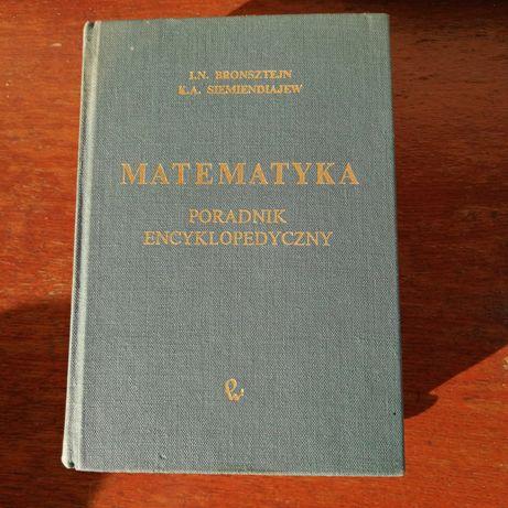 Matematyka. Poradnik encyklopedyczny. wyd.III popr., Warszawa 1968